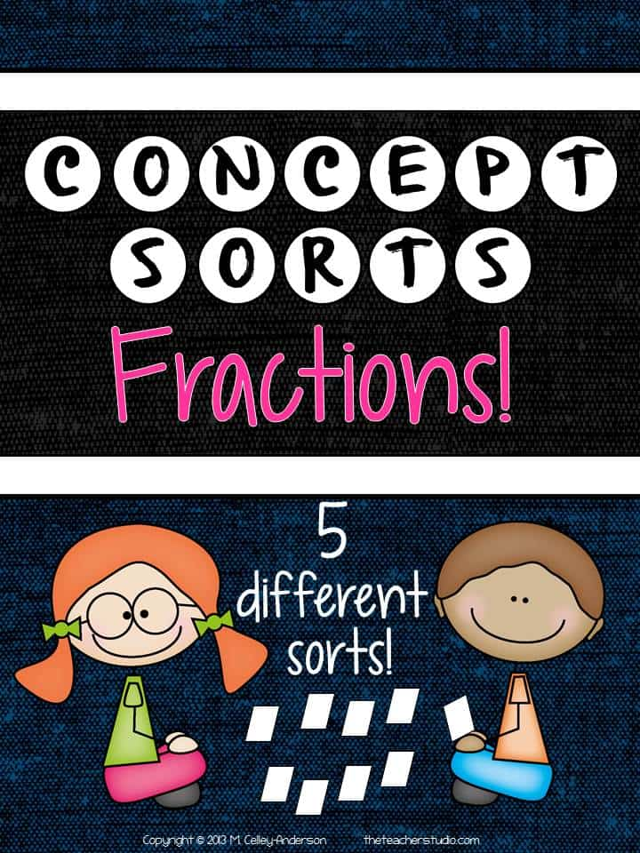 fraction printables, fraction lessons, standards for mathematical practice, fraction activities
