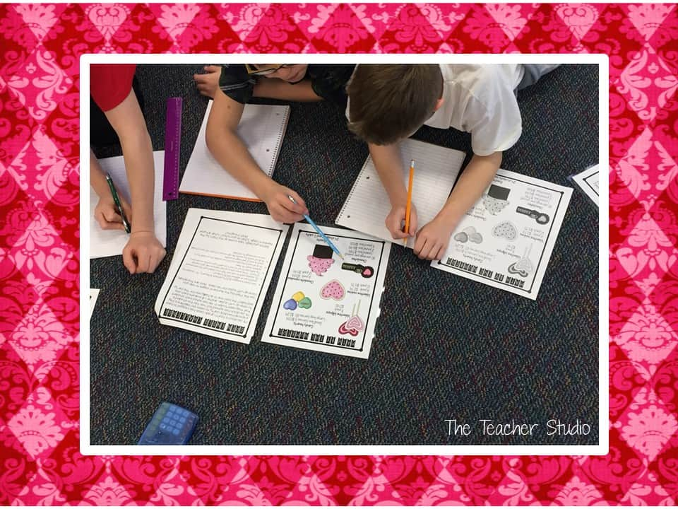 Valentine's Day, problem solving, project based learning, PBL