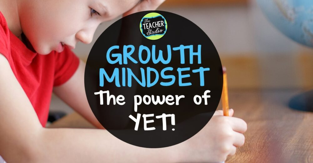 Growth mindset lessons, activities, and so much more!