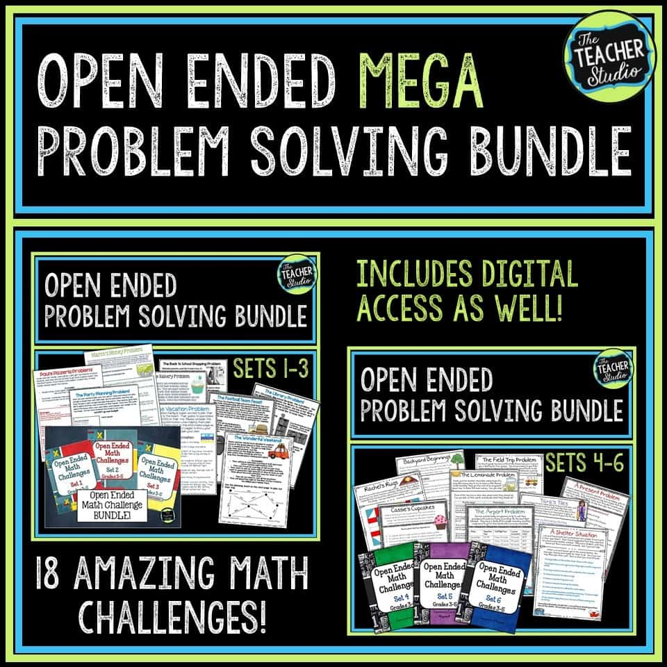 Meaningful math problem solving activities are hard to find but so worth it!  Teaching tips for word problems and coooperative work and more!