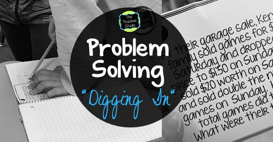 5 Tips for Helping Students Make Sense of Word Problems - The Teacher Studio