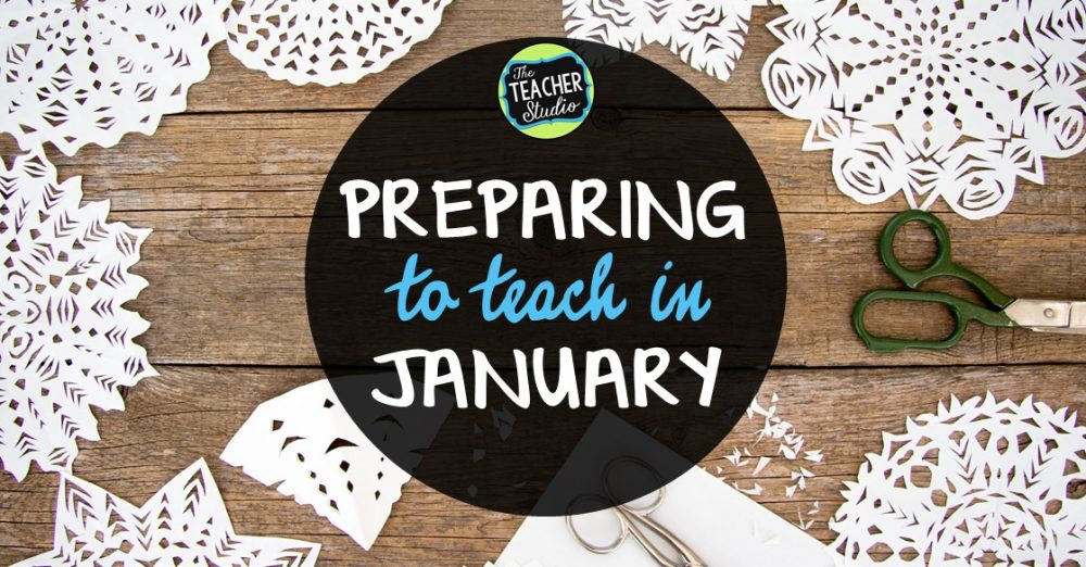 january teaching ideas, winter teaching ideas