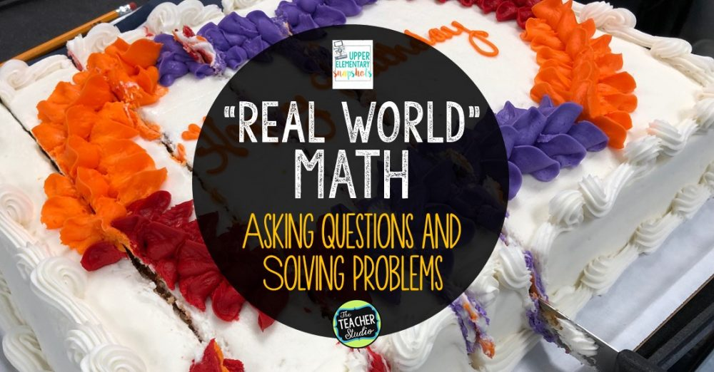problem-solving, project based learning, PBL, teaching math, standards for mathematical practice