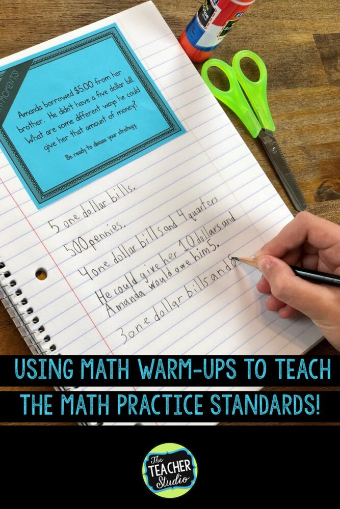 math warm-ups, problem solving, 4th grade math, fourth grade math
