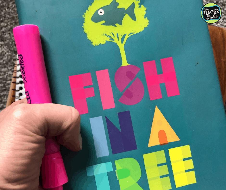Teaching Tiips for Fish in a Tree