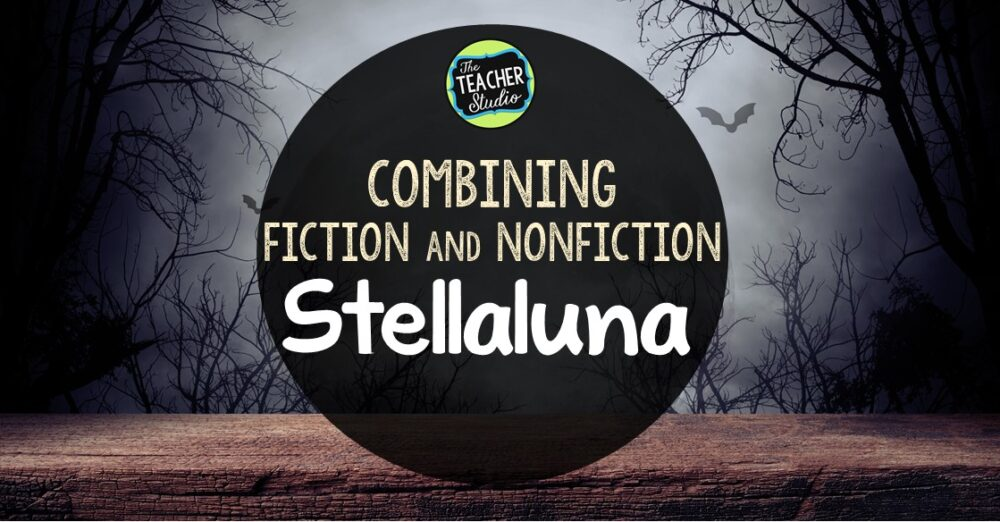 A blog post with teaching suggestions for the book Stellaluna