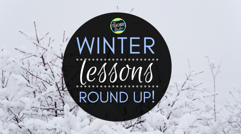 Winter teaching ideas and activities