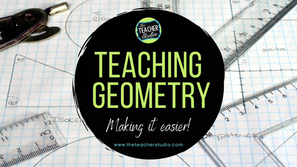 Geometry lessons and activities