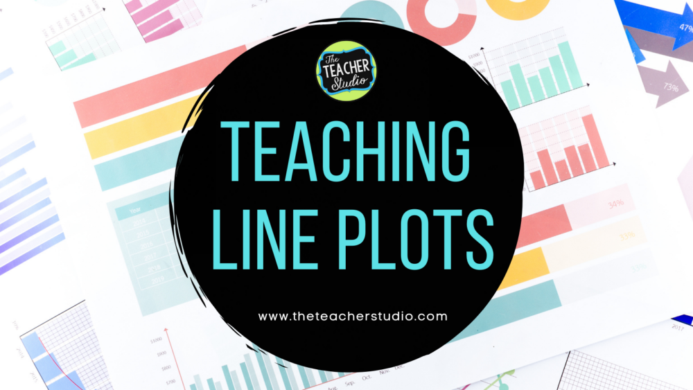 Line plots in the classroom