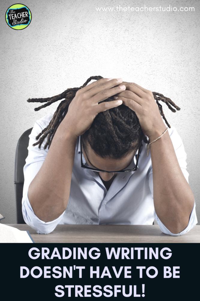 Stress-free writing assessment
