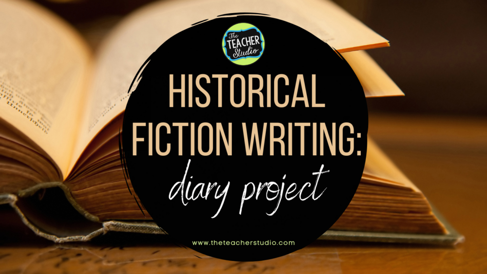 Historical fiction writing activities
