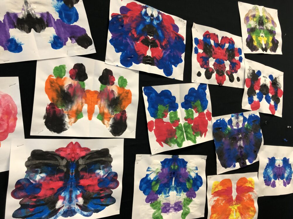 Symmetry Lessons and Activities
