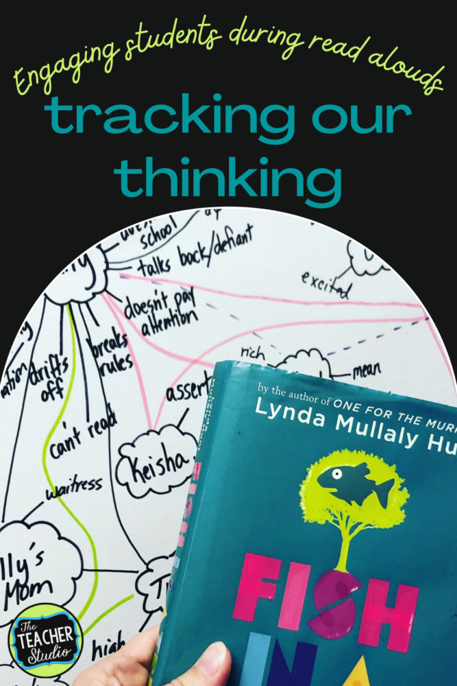 tracking our thinking with read alouds