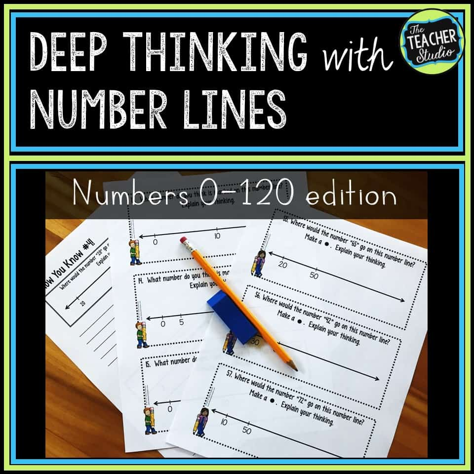 second grade number line activities and third grade number line activities